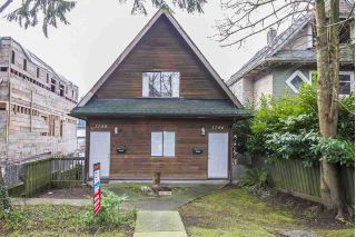 Main Photo: 1150 E 13TH Avenue in Vancouver: Mount Pleasant VE House for sale (Vancouver East)  : MLS® # R2240310