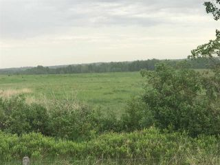 Main Photo: TWP 580 Rg Rd 240 Sturgeon County: Rural Sturgeon County Rural Land/Vacant Lot for sale : MLS®# E4103940