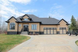 Main Photo: 50 53305 RGE RD 273 Road: Rural Parkland County House for sale : MLS®# E4109372