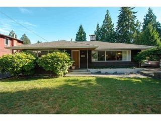 Main Photo: 1347 DEMPSEY Road in North Vancouver: Lynn Valley House for sale : MLS®# R2272592