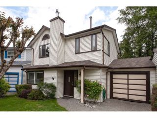 "Main Photo: 12 11125 232 Street in Maple Ridge: East Central Townhouse for sale in ""Kanaka Village"" : MLS®# R2274166"