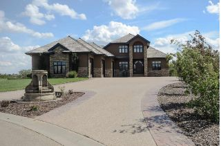 Main Photo: 171 Riverview Close NW: Rural Sturgeon County House for sale : MLS®# E4117972