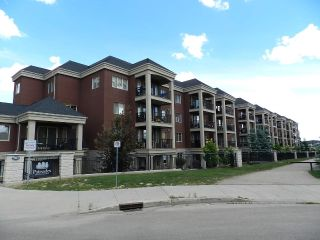 Main Photo: 402 501 Palisades Way: Sherwood Park Condo for sale : MLS®# E4120156