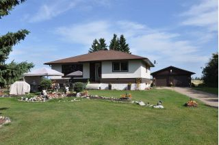 Main Photo: 55513 RR 244: Rural Sturgeon County House for sale : MLS®# E4128309