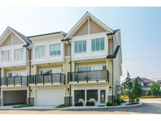 "Main Photo: 21 7056 192 Street in Surrey: Clayton Townhouse for sale in ""BOXWOOD"" (Cloverdale)  : MLS®# R2313983"