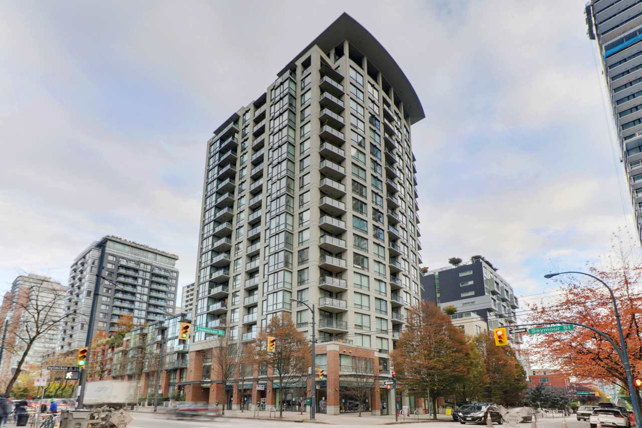 FEATURED LISTING: 810 - 1082 SEYMOUR Street Vancouver