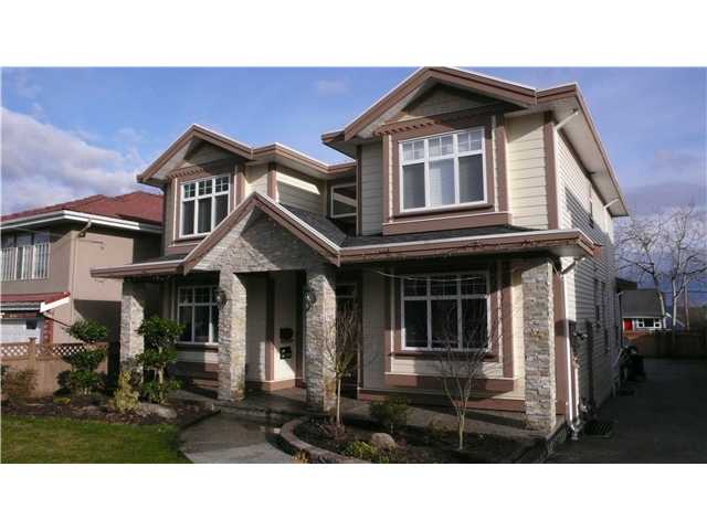 Main Photo: 2130 EDINBURGH Street in New Westminster: Connaught Heights House for sale : MLS® # V878552