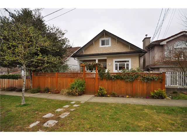 Main Photo: 5026 COMMERCIAL Street in Vancouver: Victoria VE House for sale (Vancouver East)  : MLS®# V878856