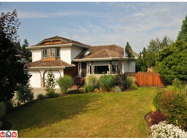 "Main Photo: 3385 198A Street in Langley: Brookswood Langley House for sale in ""MEADOWBROOK"" : MLS®# F1120474"