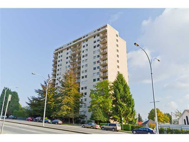 Main Photo: 1105 320 ROYAL Avenue in New Westminster: Downtown NW Condo for sale : MLS(r) # V922127
