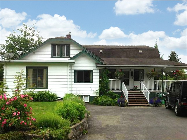 Main Photo: 8611 GAGLARDI ST in Mission: Mission-West House for sale : MLS® # F1314030