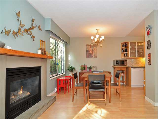 "Photo 5: 106 2355 TRINITY Street in Vancouver: Hastings Condo for sale in ""TRINITY APARTMENTS"" (Vancouver East)  : MLS(r) # V1032517"