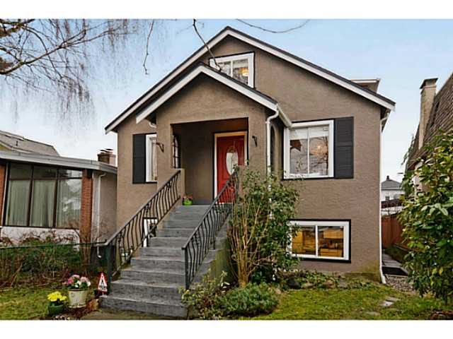 "Main Photo: 436 E 35TH AV in Vancouver: Fraser VE House for sale in ""MAIN ST CORRIDOR"" (Vancouver East)  : MLS®# V1044645"
