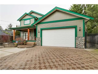 Main Photo: 837 WYVERN Avenue in Coquitlam: Coquitlam West House for sale : MLS(r) # V1100123