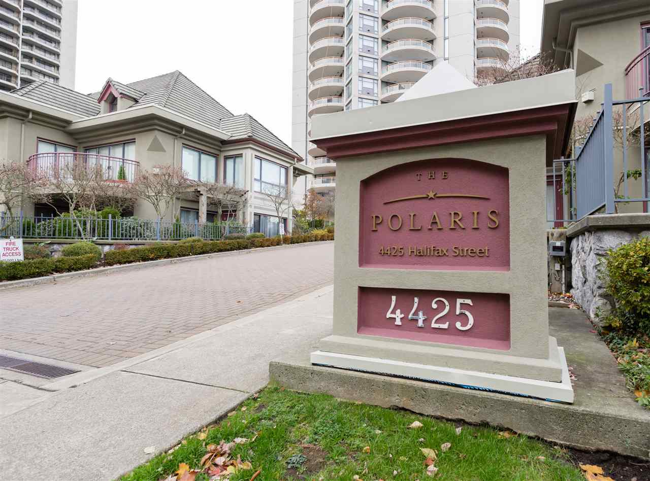 "Main Photo: 407 4425 HALIFAX Street in Burnaby: Brentwood Park Condo for sale in ""THE POLARIS"" (Burnaby North)  : MLS(r) # R2027380"