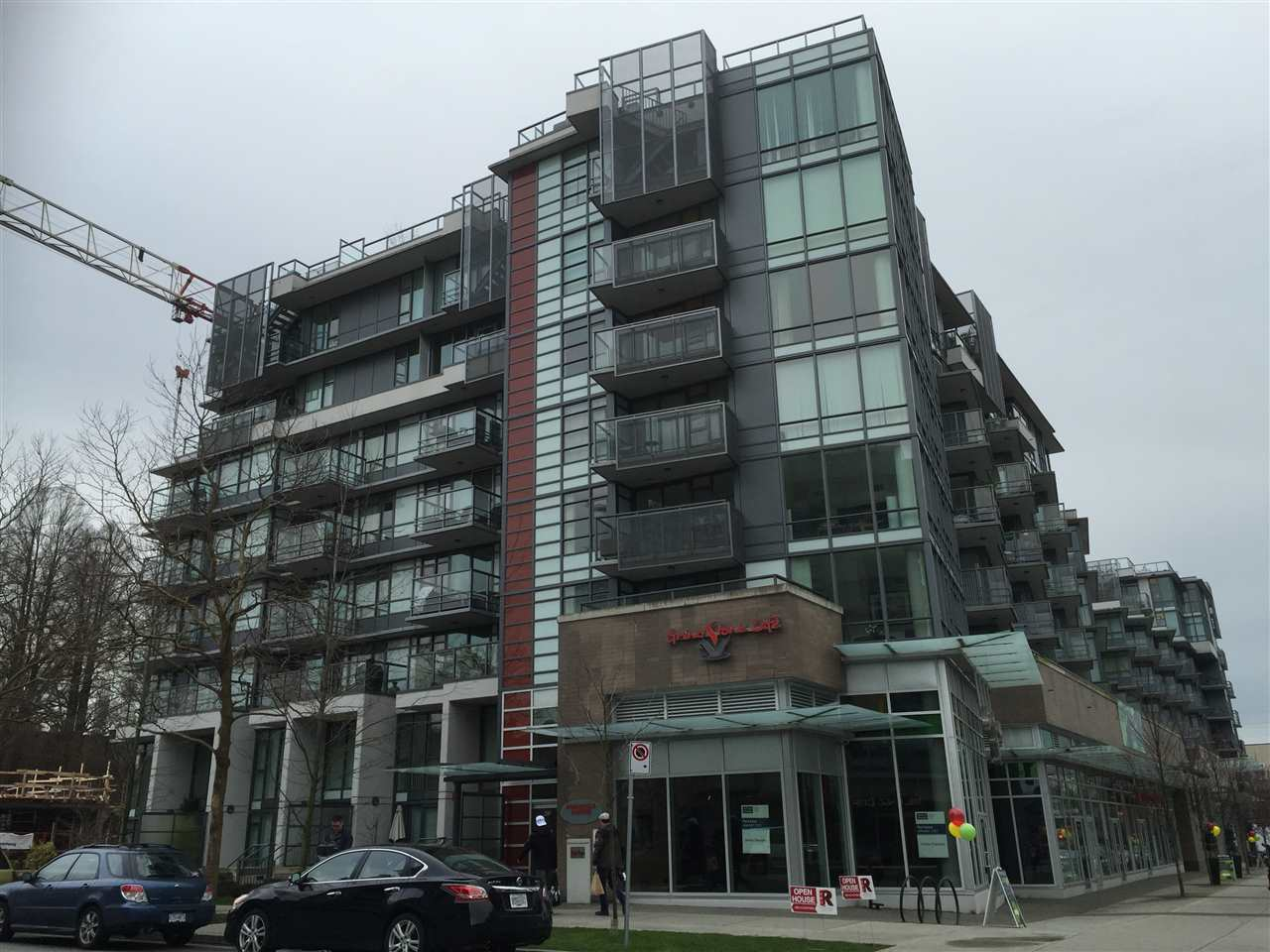 "Main Photo: 803 2507 MAPLE Street in Vancouver: Kitsilano Condo for sale in ""PINNACLE LIVING ON BROADWAY"" (Vancouver West)  : MLS® # R2032022"