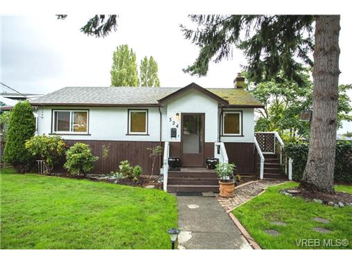 Photo 2: 324 Island Highway in VICTORIA: VR View Royal Single Family Detached for sale (View Royal)  : MLS® # 360203