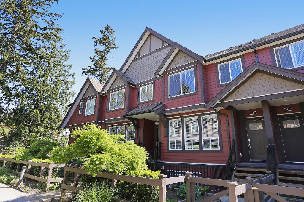 "Main Photo: 3 14877 60 Avenue in Surrey: Sullivan Station Townhouse for sale in ""Lumina"" : MLS® # R2063809"