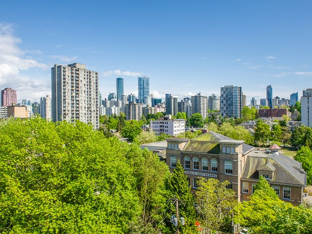 "Photo 15: 1106 1725 PENDRELL Street in Vancouver: West End VW Condo for sale in ""STRATFORD PLACE"" (Vancouver West)  : MLS® # R2064309"