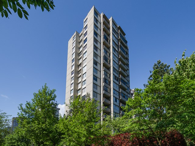 "Photo 19: 1106 1725 PENDRELL Street in Vancouver: West End VW Condo for sale in ""STRATFORD PLACE"" (Vancouver West)  : MLS® # R2064309"