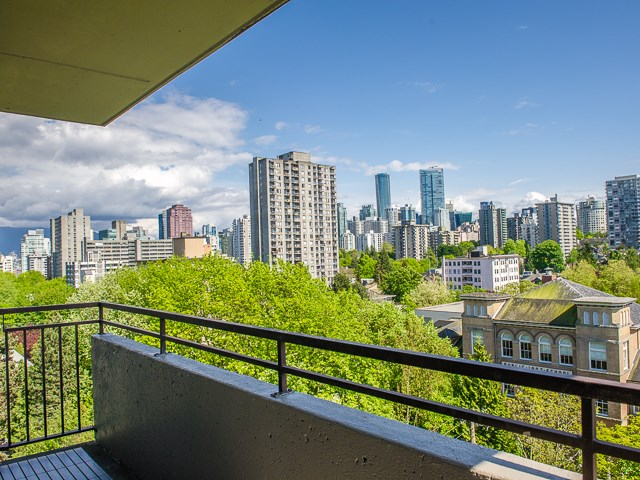 "Photo 16: 1106 1725 PENDRELL Street in Vancouver: West End VW Condo for sale in ""STRATFORD PLACE"" (Vancouver West)  : MLS(r) # R2064309"