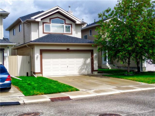 Main Photo: 1010 BRIDLEMEADOWS Manor SW in Calgary: Bridlewood House for sale : MLS® # C4065914