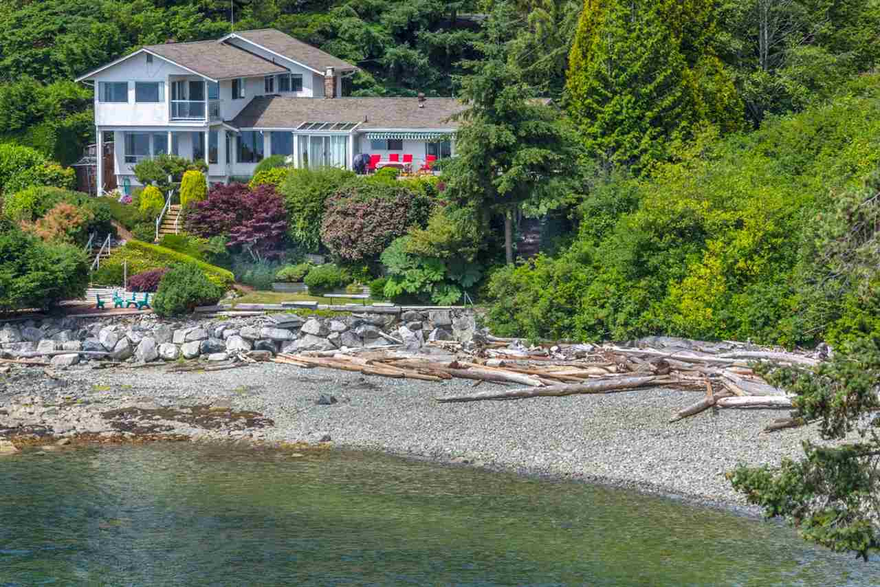 "Photo 1: Photos: 5504 HILL Road in Sechelt: Sechelt District House for sale in ""CALETA ESTATES"" (Sunshine Coast)  : MLS® # R2085273"