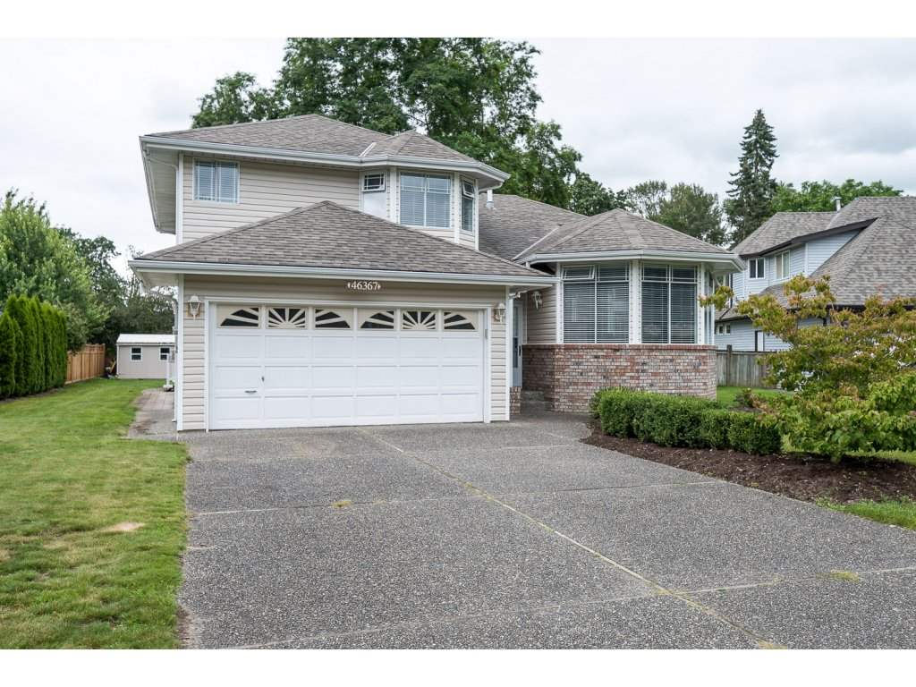 Main Photo: 46367 CHRISTINA Drive in Chilliwack: Sardis East Vedder Rd House for sale (Sardis)  : MLS® # R2088879
