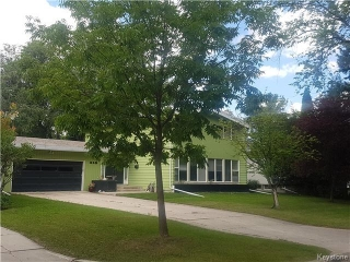 Main Photo: 418 Kelvin Boulevard in Winnipeg: Tuxedo Residential for sale (1E)  : MLS®# 1621812