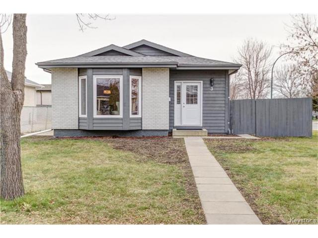 Main Photo: 3 Chisholm Drive in Winnipeg: Garden Grove Residential for sale (4K)  : MLS® # 1629627