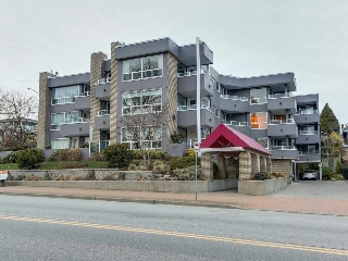 "Main Photo: 204 15717 MARINE Drive: White Rock Condo for sale in ""PACIFIC SANDS"" (South Surrey White Rock)  : MLS(r) # R2130824"