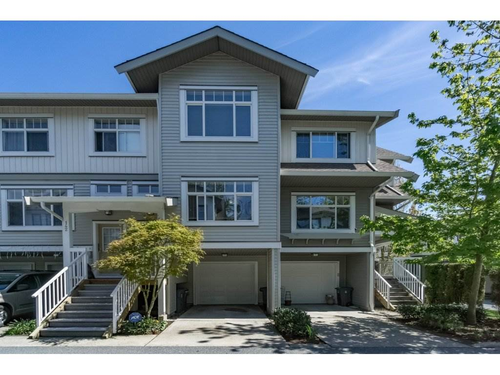 "Main Photo: 141 16177 83 Avenue in Surrey: Fleetwood Tynehead Townhouse for sale in ""VERANDA"" : MLS®# R2162302"