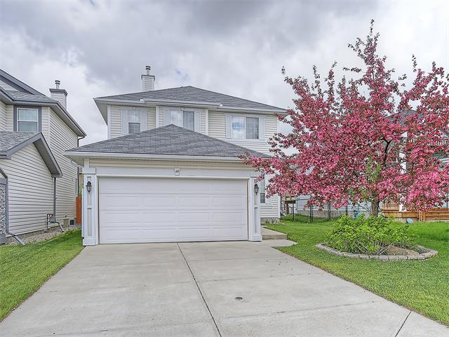 Main Photo: 40 CITADEL RIDGE Close NW in Calgary: Citadel House for sale : MLS®# C4119183