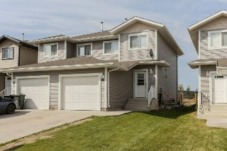 Main Photo: 55 Haney Landing: Spruce Grove House Half Duplex for sale : MLS® # E4068514