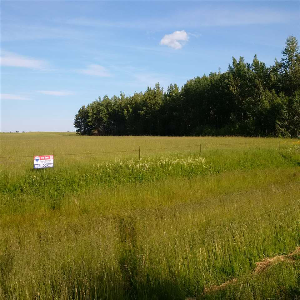 Main Photo: 51325A Range Road 80: Rural Parkland County Rural Land/Vacant Lot for sale : MLS® # E4071531