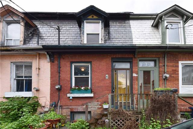 Main Photo: 6 Ashby Place in Toronto: Moss Park House (2-Storey) for sale (Toronto C08)  : MLS® # C3868685
