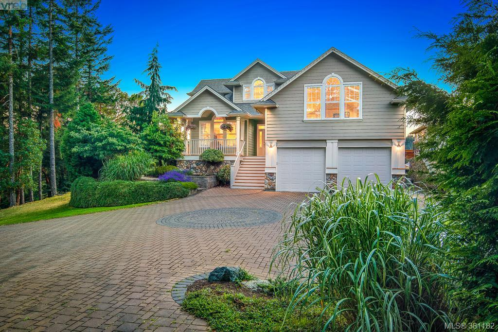 Main Photo: 996 Moss Ridge Close in VICTORIA: Me Metchosin Single Family Detached for sale (Metchosin)  : MLS® # 381182