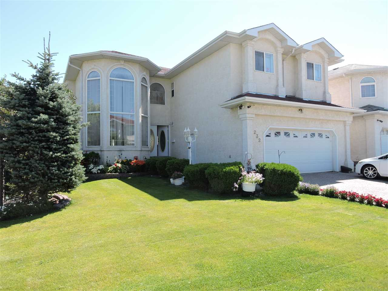 Main Photo: 232 Kulawy Drive NW in Edmonton: Zone 29 House for sale : MLS® # E4075654