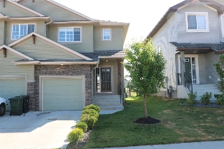 Main Photo: 124 Mclaughlin Drive: Spruce Grove House Half Duplex for sale : MLS® # E4076167