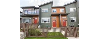 Main Photo: 54 7503 Getty Gate in Edmonton: Zone 58 Townhouse for sale : MLS® # E4077979
