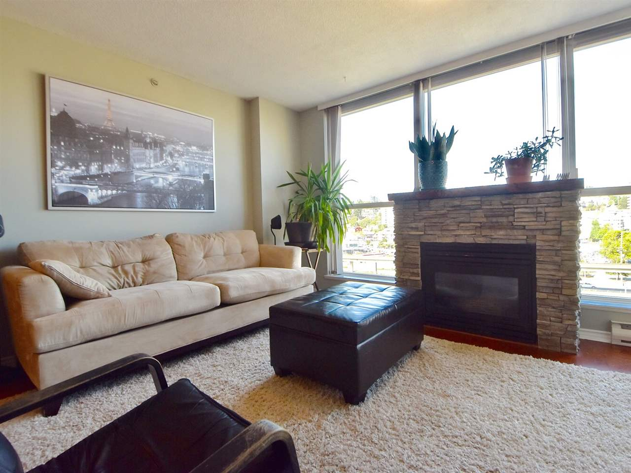 Main Photo: 905 10 LAGUNA COURT in New Westminster: Quay Condo for sale : MLS® # R2200464