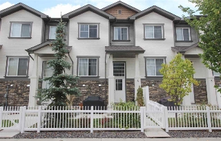 Main Photo: 4 4825 TERWILLEGAR Common in Edmonton: Zone 14 Townhouse for sale : MLS® # E4081994