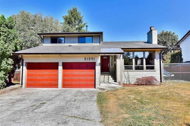 Main Photo: 21241 CUTLER Place in Maple Ridge: Southwest Maple Ridge House for sale : MLS® # R2207008