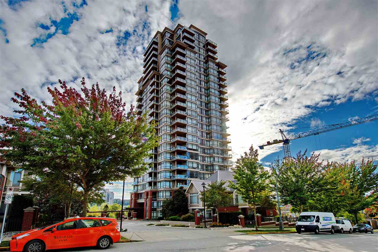 Main Photo: 2701 4132 HALIFAX STREET in Burnaby: Brentwood Park Condo for sale (Burnaby North)  : MLS® # R2213041