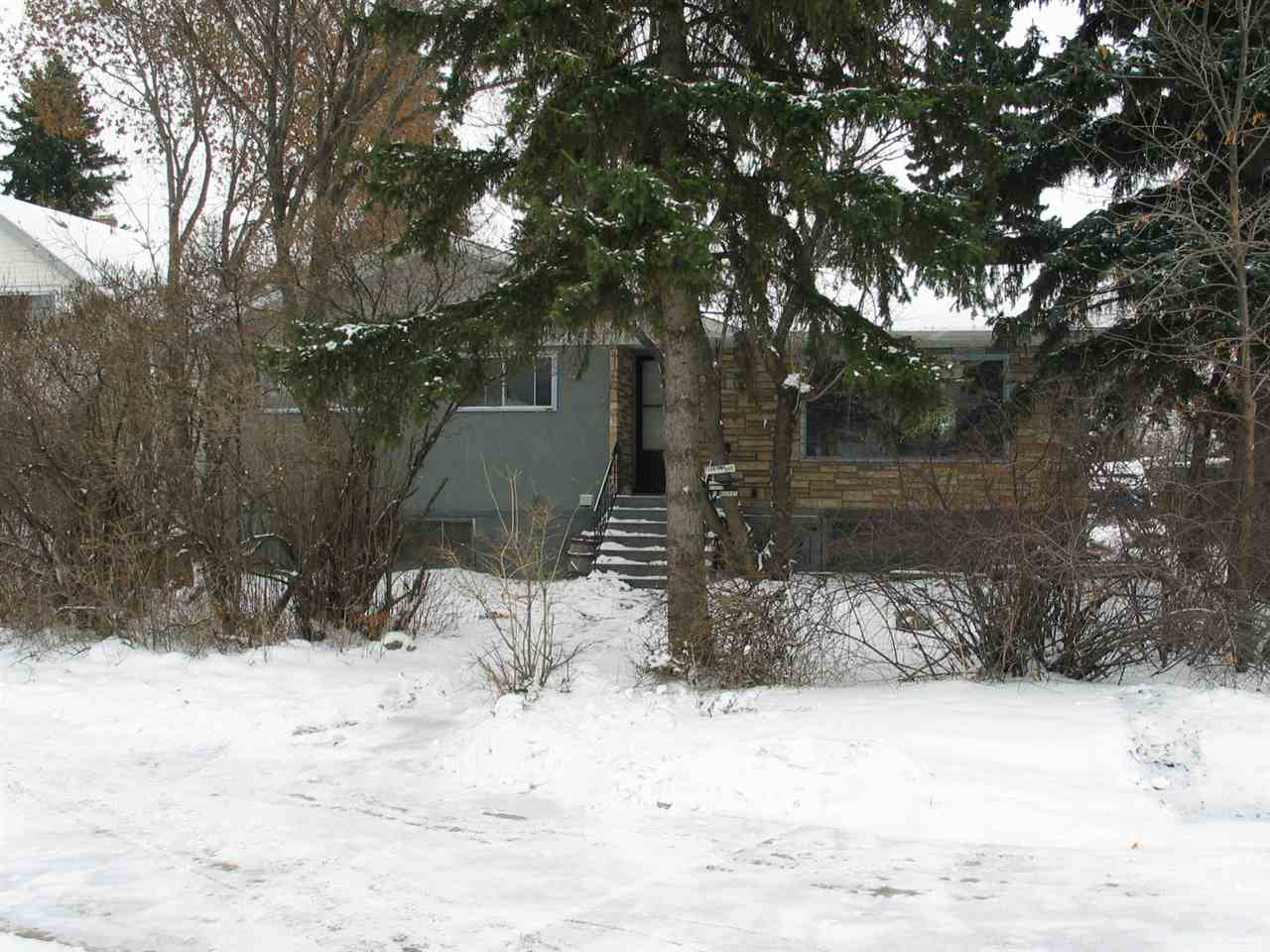 Main Photo: 11361 UNIVERSITY Avenue in Edmonton: Zone 15 Vacant Lot for sale : MLS® # E4088628