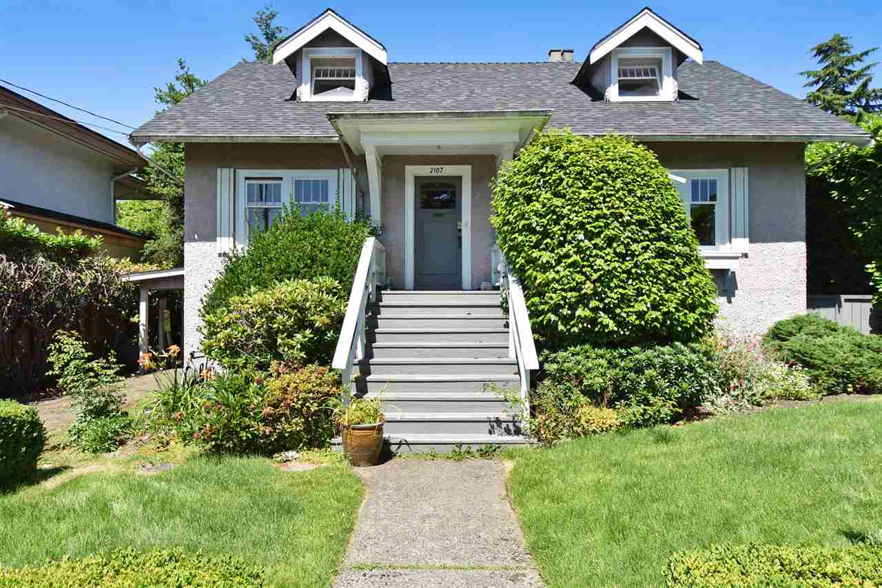 Main Photo: 2107 W 51ST Avenue in Vancouver: S.W. Marine House for sale (Vancouver West)  : MLS® # R2237001