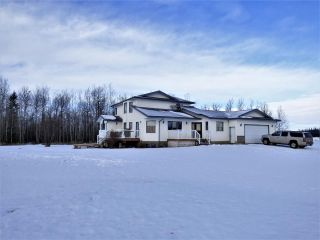 Main Photo: 4117 Twp Rd 584: Rural Barrhead County House for sale : MLS® # E4096298