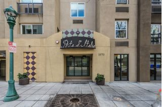 Main Photo: SAN DIEGO Condo for sale : 1 bedrooms : 1970 Columbia Street #202