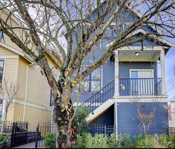 Main Photo: 431 Vernon Drive in Vancouver: Mount Pleasant VE Townhouse for sale (Vancouver East)  : MLS®# R2224988