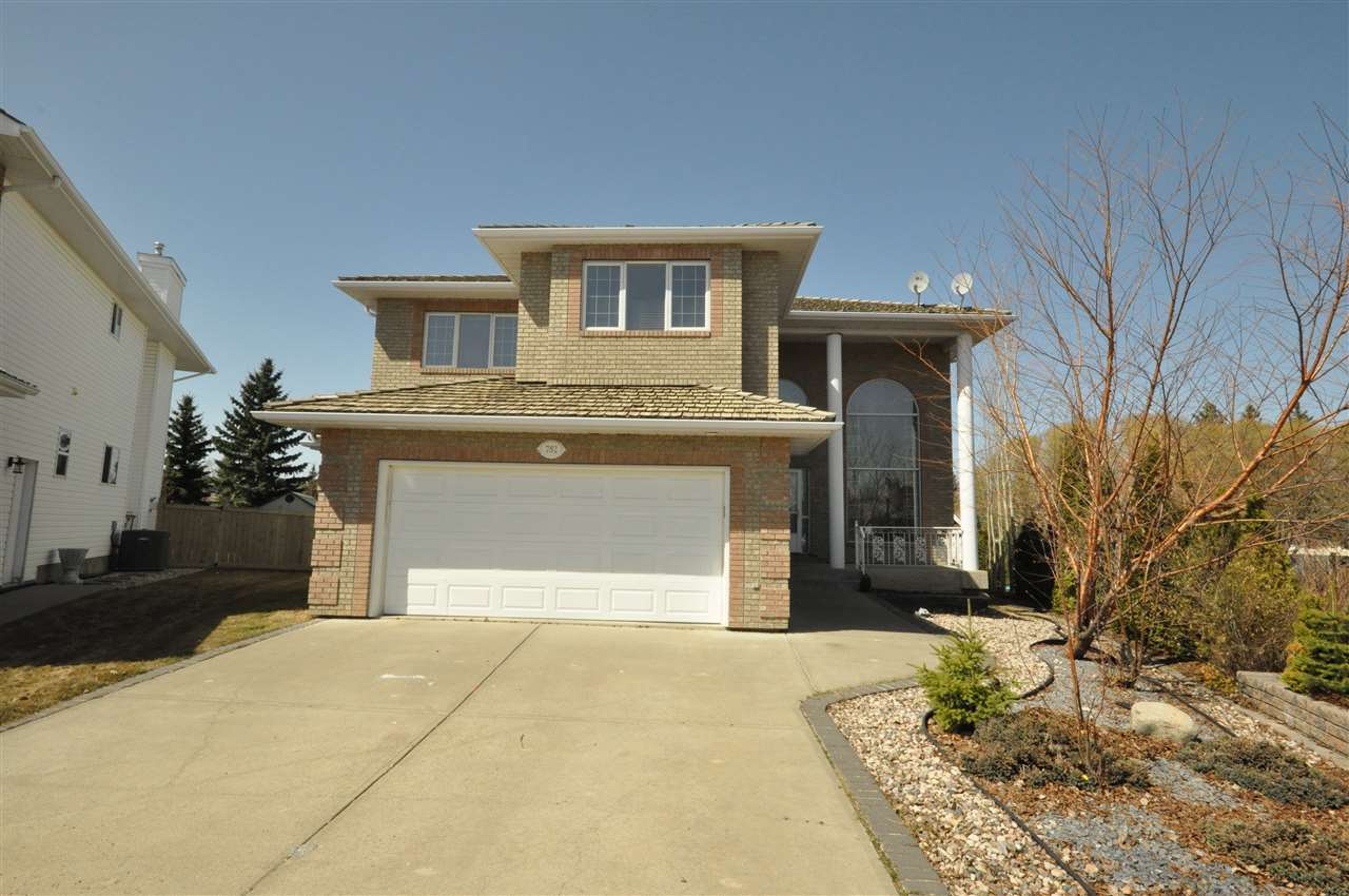 Main Photo: 782 WHISTON Court in Edmonton: Zone 22 House for sale : MLS®# E4105963